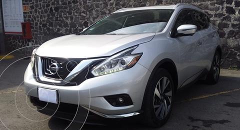Nissan Murano Exclusive AWD usado (2019) color Plata Dorado precio $520,000