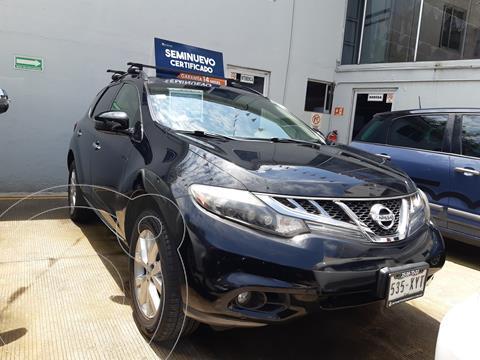 Nissan Murano Exclusive usado (2012) color Negro precio $212,000