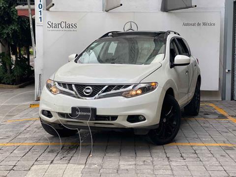 Nissan Murano Exclusive usado (2014) color Blanco precio $250,000
