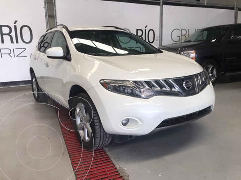 Nissan Murano SL  usado (2010) color Blanco precio $139,000