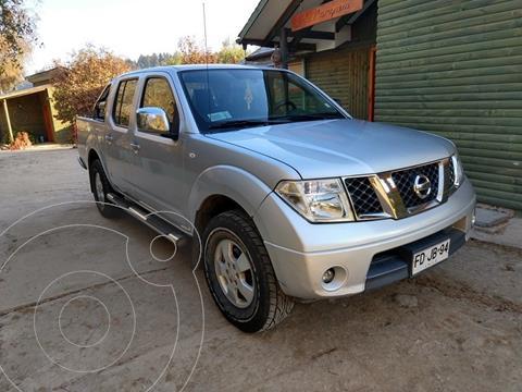 Nissan Navara HD LE 4x4 TDi CD usado (2013) color Gris Titanio precio $4.400.000