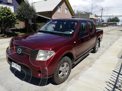 Nissan Navara HD SE1 4x4 usado (2009) color Rojo precio $8.500.000