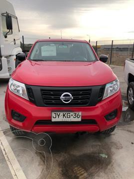 Nissan Navara NP300 2.3L XE 4x4 D/C usado (2018) color Rojo precio $18.980.000