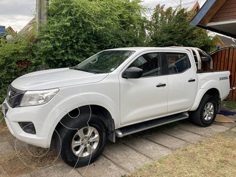 Nissan Navara NP300 2.3L SE 4x4 D/C usado (2016) color Blanco precio $16.500.000