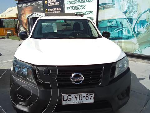 Nissan Navara NP300 2.3L S 4x2 S/C usado (2019) color Blanco precio $17.480.000