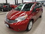 Foto venta Auto usado Nissan Note 5p Advance L4/1.6 Aut (2016) color Rojo precio $188,000