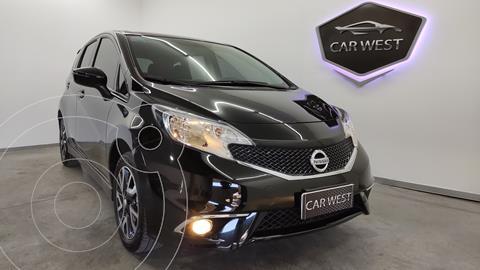 Nissan Note SR CVT usado (2019) color Negro precio $2.330.000