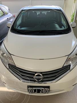 Nissan Note Advance usado (2015) color Blanco precio $1.590.000