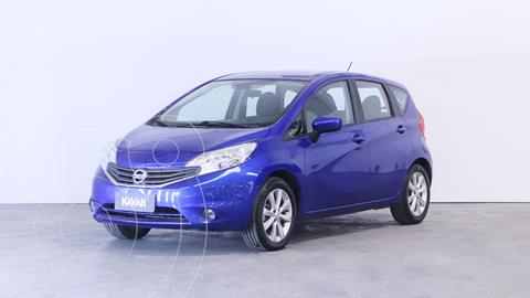 Nissan Note Exclusive CVT usado (2017) color Azul Electrico precio $1.880.000