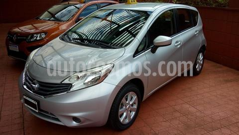 Nissan Note 1.6 ADVANCE PURE DRIVE usado (2016) color Gris Plata  precio $1.290.000