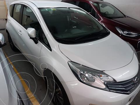 Nissan Note Exclusive CVT usado (2017) color Blanco precio $1.429.000