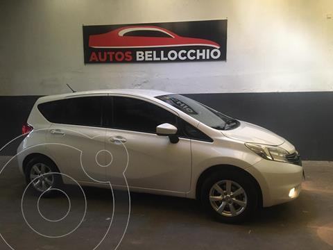 Nissan Note Advance usado (2016) color Blanco precio $1.050.000