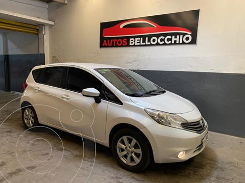 foto Nissan Note Advance usado (2016) color Blanco precio $1.050.000
