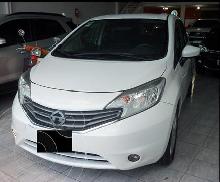 Nissan Note Advance Mt usado (2016) color Blanco precio $1.090.000