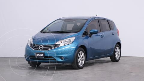 Nissan Note Sense usado (2016) color Azul Electrico precio $1.360.000