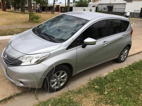 Nissan Note Sense usado (2017) color Plata precio $1.250.000