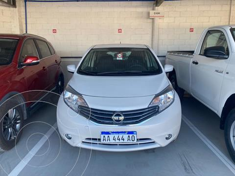 Nissan Note Exclusive CVT usado (2016) color Blanco precio $1.520.000