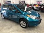 Foto venta Auto usado Nissan Note Drive (2016) color Azul precio $155,000
