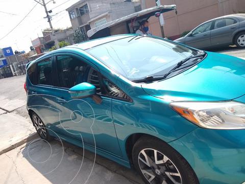 Nissan Note Note SR Aut usado (2015) color Celeste precio $150,000