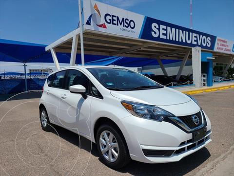 Nissan Note SENSE TM usado (2017) color Blanco precio $170,000
