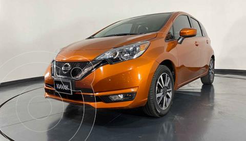 Nissan Note Advance Aut usado (2018) color Naranja precio $217,999