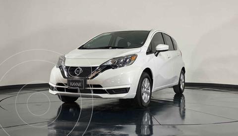 Nissan Note Sense Aut usado (2017) color Blanco precio $200,999