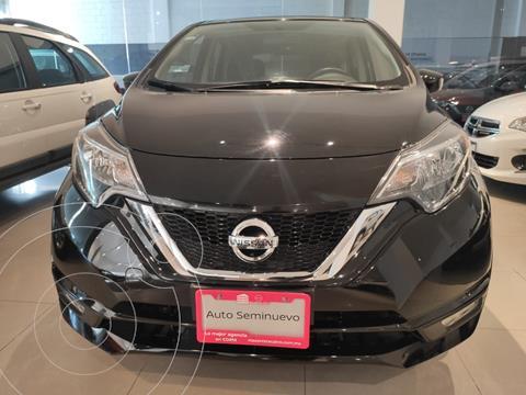 Nissan Note Advance Aut usado (2019) color Negro precio $235,000