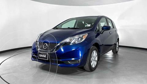 Nissan Note Sense usado (2018) color Azul precio $217,999