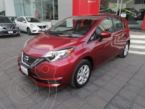 Nissan Note Sense usado (2017) color Rojo precio $156,000