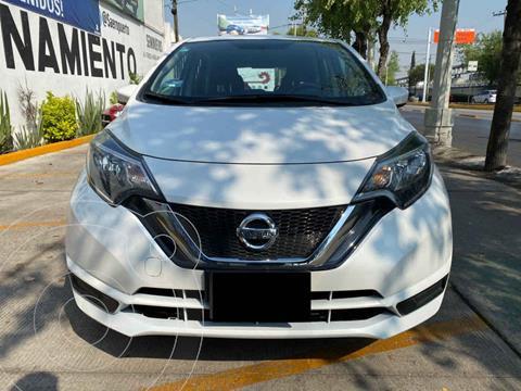 Nissan Note Sense usado (2019) color Blanco precio $205,000