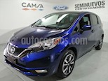 Nissan Note ADVANCE CVT usado (2018) color Azul Electrico precio $218,900
