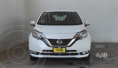 Nissan Note Advance Aut usado (2018) color Blanco precio $196,000