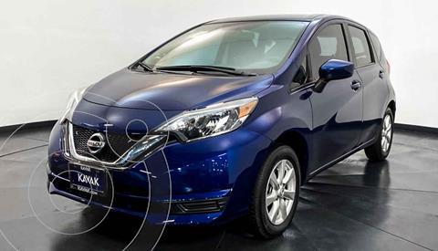 Nissan Note Sense usado (2018) color Azul precio $212,999