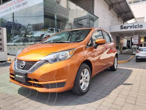 Nissan Note Sense usado (2019) color Naranja precio $190,000