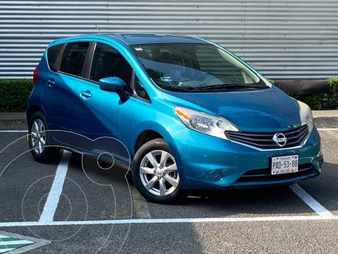 Nissan Note Advance Aut usado (2016) color Azul precio $178,000