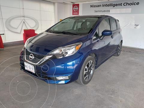 Nissan Note SR Aut usado (2019) color Azul precio $220,000
