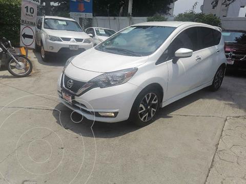 Nissan Note SR Aut usado (2018) color Blanco precio $219,000