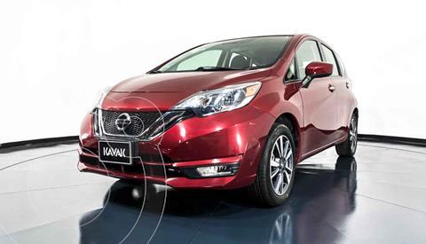 Nissan Note Advance Aut usado (2017) color Rojo precio $199,999