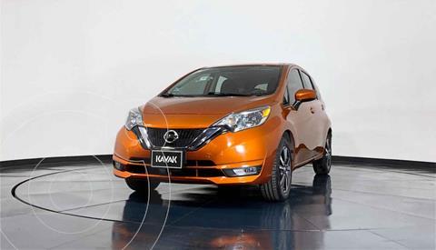 Nissan Note Advance Aut usado (2017) color Naranja precio $199,999