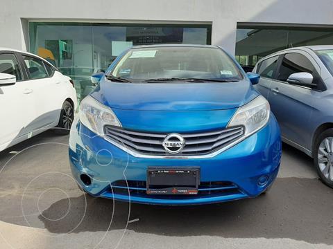Nissan Note Sense usado (2016) color Azul precio $155,000