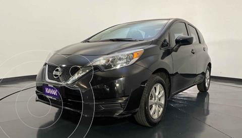 Nissan Note Sense usado (2018) color Negro precio $204,999