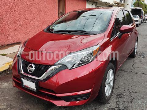 Nissan Note Note Sense usado (2019) color Rojo precio $180,000