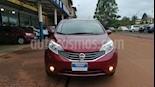 Foto venta Auto usado Nissan Note NOTE 1.6 ADVANCE PURE DRIVE (2016) color Bordo precio $430.000
