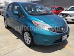 Foto venta Auto usado Nissan Note NOTE SENSE CVT (2014) color Azul precio $119,000