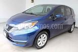 Foto venta Auto usado Nissan Note Note Sense (2017) color Azul precio $189,000