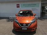 Foto venta Auto usado Nissan Note Note SR Aut (2017) color Naranja precio $223,000