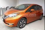 Foto venta Auto Seminuevo Nissan Note Note SR Aut (2017) color Naranja precio $245,000