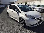 Foto venta Auto usado Nissan Note NOTE SR CVT color Blanco precio $276,800