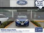 Foto venta Auto usado Nissan Note SENSE TM (2017) color Azul Electrico precio $174,000