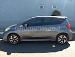 Foto venta Auto Seminuevo Nissan Note SR Aut (2016) color Gris precio $215,000